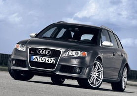 Audi RS 4 Cabriolet and Avant prices
