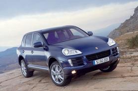 New 2007 Porsche Cayenne