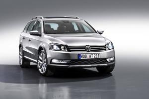 The new VW Passat Alltrack
