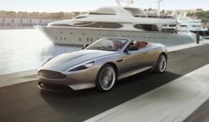 The 2013 Aston Martin DB9