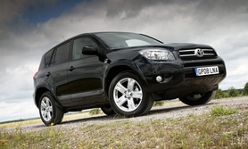 Toyota RAV4 SR180 on sale now from £23,045