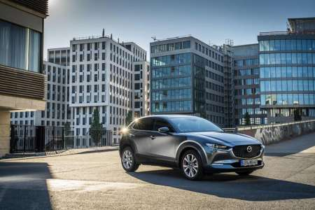 New Mazda CX-30 on sale now, priced from £22,895