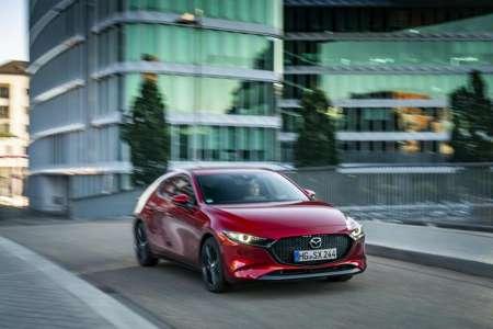 Mazda3 Skyactiv-X arrives October, priced from £23,555