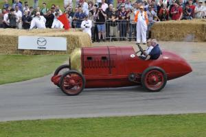 28-litre 1911 Fiat S76