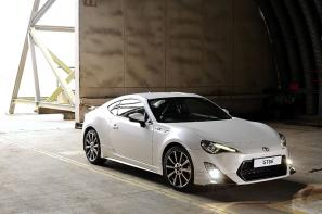 Toyota GT86 TRD available to order 1st March 2013, priced from £31,495