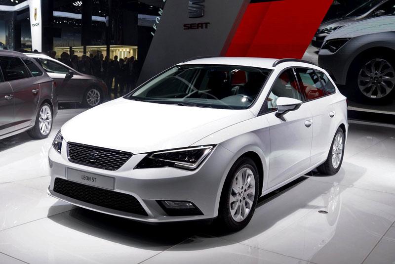 SEAT Leon ST Ecomotive