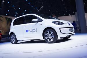 Electric VW e-up! on sale now, priced from £19,250