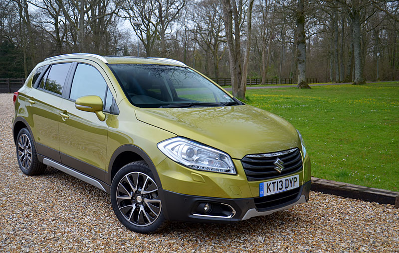 suzuki sx4 s cross review reviews testdriven. Black Bedroom Furniture Sets. Home Design Ideas