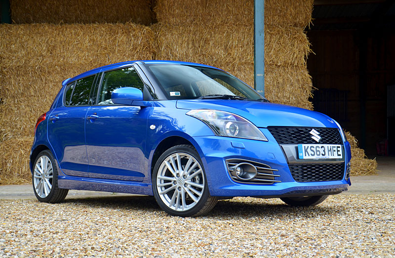Suzuki Swift Sport 5-door Review