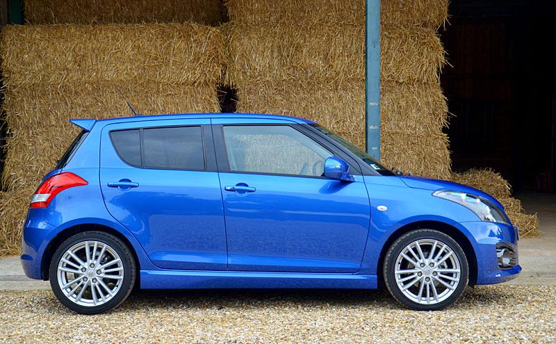 Suzuki Swift Sport 5-door Review | Reviews | TestDriven