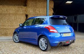 Suzuki Swift Sport 5-door Review   Reviews   TestDriven