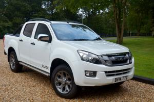2015 Isuzu D-Max Blade Review