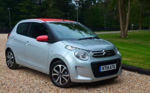 2015 Citroen C1 Review