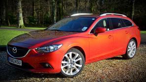 Mazda6 Tourer Video Review