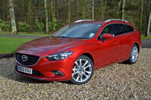 Mazda 6 Tourer Review