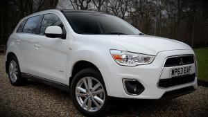 Mitsubishi ASX Video Review