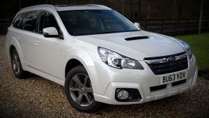 Subaru Outback Video Review
