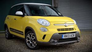 Fiat 500L Trekking Video Review