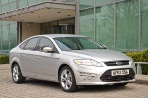Ford Mondeo range upgraded and simplified