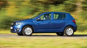 New Dacia Sandero supermini unveiled ahead of Paris Motor Show