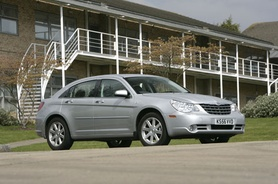 Chrysler Sebring launches in the UK in June