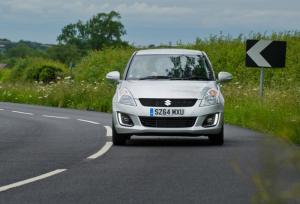 Suzuki Swift gains Dualjet engine