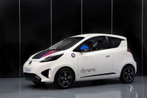 MG Dynamo concept EV