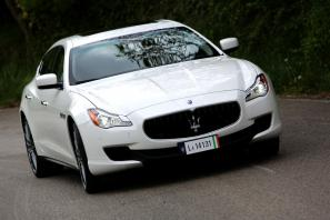 Maserati Quattroporte Diesel First Drive Review
