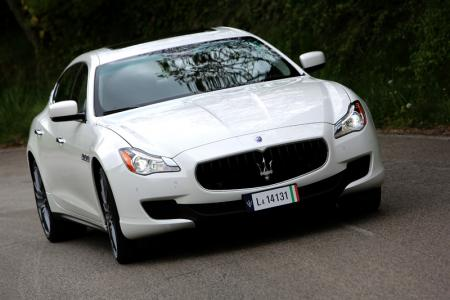 Maserati Quattroporte Diesel First Drive Review