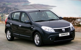 Dacia Sandero coming to the UK