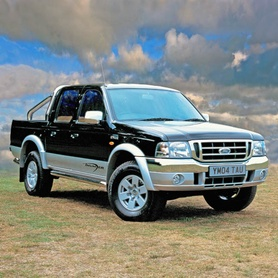 Ford Ranger models with lower price and more kit