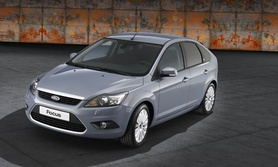 New 2008 Ford Focus