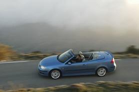 Saab celebrates 20 years of open-top motoring