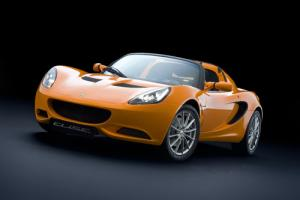 The new 2011 Lotus Elise
