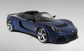 Lotus Exige S Roadster available to order now from £52,900