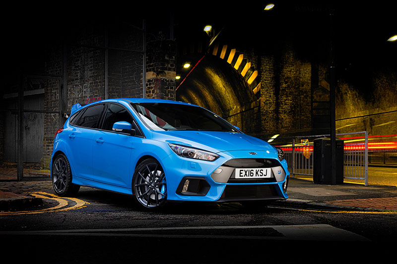 Ford Focus RS Mountune upgrade