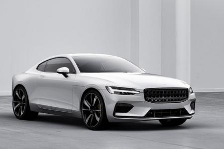 Volvo's Polestar reveals first car – the Polestar 1