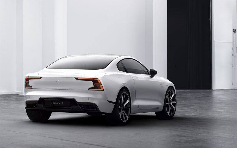 Volvo's Polestar 1 available to pre-order now | TestDriven