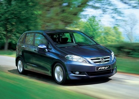 Honda launches new FR-V compact MPV
