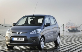 Hyundai i10 prices announced