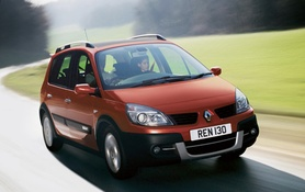 Renault Scenic Conquest prices confirmed