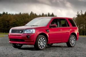 The new Land Rover Freelander 2 SD4 Sport Limited Edition