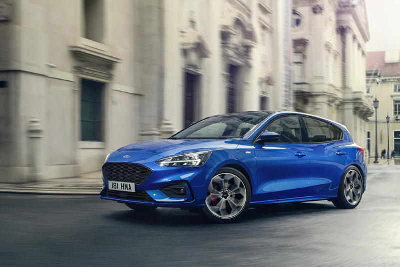 new 2019 ford focus priced from 17 930 news testdriven. Black Bedroom Furniture Sets. Home Design Ideas