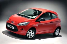 New Ford Ka Makes Global Debut At Paris Motor Show