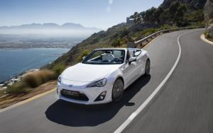 Toyota GT86 Convertible concept – more details and pictures