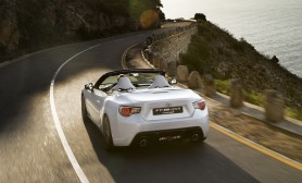 Toyota GT86 Convertible concept