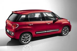 Fiat 500L to be unveiled at Geneva