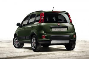 New Fiat Panda 4x4 to debut at Paris show