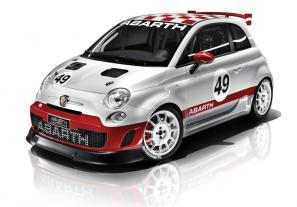 Abarth launches Make It Your Race campaign for 2013
