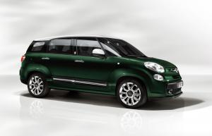 Fiat 500L MPW on sale, priced from £15,795